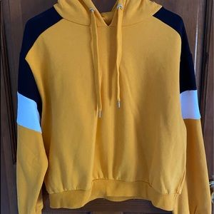 Yellow Hoodie from H&M